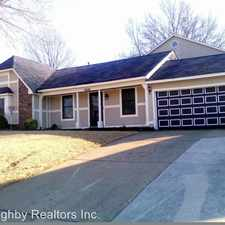 Rental info for 6535 FROSTY LEAF DR in the Memphis area