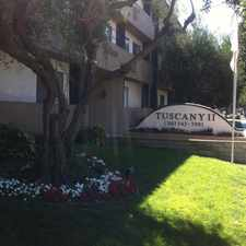 Rental info for Tuscany Villas in the Los Angeles area