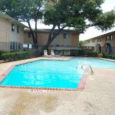 Rental info for 910 Spring Valley Plaza in the Richardson area