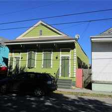 Rental info for 3005 Orleans Avenue in the Bayou St. John area