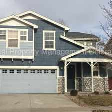Rental info for Beautiful 3 Bedroom Home Near Green Valley Ranch! in the Gateway area
