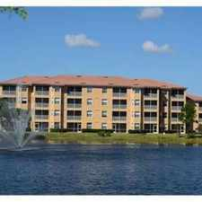Rental info for 8261 Pathfinder Loop #715 Fort Myers Two BR, Beautiful condo in