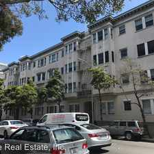 Rental info for 1717 Bush Street #16 in the Cathedral Hill area