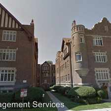 Rental info for 1456 Oak Ave #2N in the Evanston area