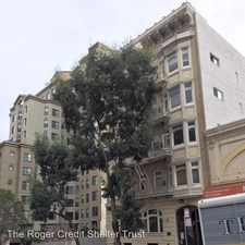 Rental info for 665 Geary Street #502 in the Lower Nob Hill area