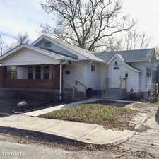 Rental info for 1317 Cruft St in the Garfield Park area