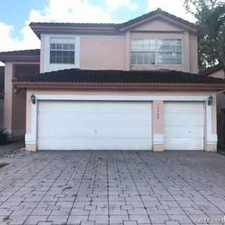 Rental info for 15466 SW 146th St Miami Four BR, spacious two-story home located