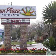 Rental info for Sun Plaza Apartments where you will ALWAYS feel welcome!! in the Hodgin area
