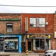 Rental info for 1570 Dundas Street West in the Dufferin Grove area