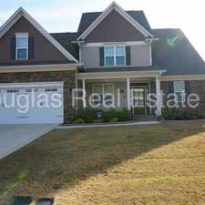 Rental info for 6512 Carswell Drive in the Fayetteville area