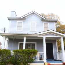 Rental info for Gorgeous 3 Bedroom House with Hardwood Floors in the South Atlanta area