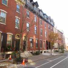 Rental info for 2122 Pine St in the Philadelphia area