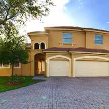 Rental info for 2390 Southwest 130th Terrace in the Pembroke Pines area