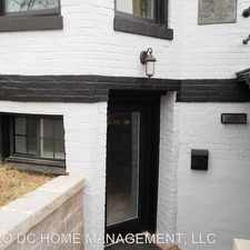 Rental info for 2728 Sherman Ave NW Bsmt in the Columbia Heights area