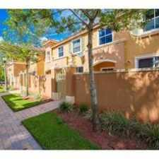 Rental info for 626 SW 106th Ave #1512 in the Pembroke Pines area