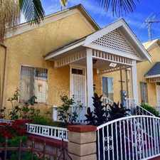 Rental info for 1209 S. Centre St in the Northwest San Pedro area