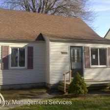 Rental info for 4215 Cadillac ave in the Wayne area