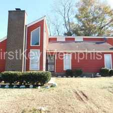 Rental info for 5380 Zodiac Road in the Memphis area
