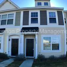 Rental info for 2 Bedroom 2.5 Bath Townhome in Calloway Glen in the Brown Road area