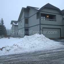 Rental info for 3 Bd/2 Ba Condo w/ two car garage! in the Anchorage area