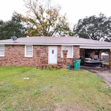 Rental info for 848 Carmadelle Street in the New Orleans area