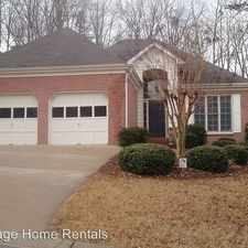 Rental info for 3487 Heatherwood Court in the Douglasville area