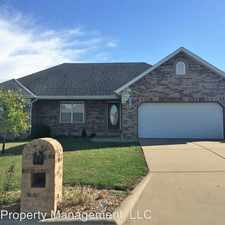 Rental info for 882 W Crestwood St in the Nixa area