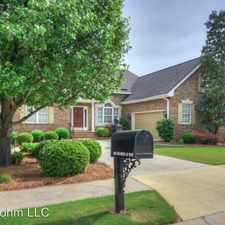 Rental info for 283 East Shoreline Drive in the Augusta-Richmond County area