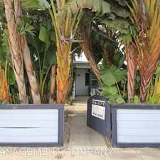 Rental info for 225 San Clemente