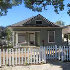 Rental info for 268 North Grand in the Anaheim area