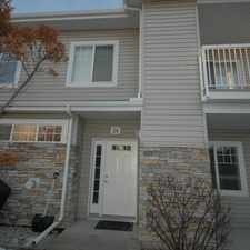 Rental info for 420 Cranberry Way #114