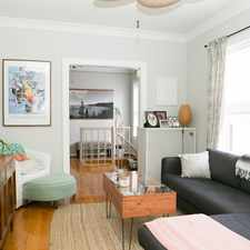 Rental info for N Honore St & W Barry Ave in the Roscoe Village area