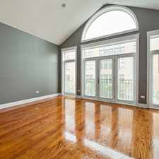 Rental info for 1215 North Cleaver Street #3 in the Goose Island area