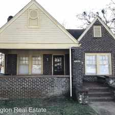 Rental info for 4832 Terrace R in the Central Park area