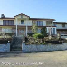 Rental info for 5130 Foothill Road