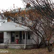 Rental info for 206 N Hague Ave in the North Hilltop area