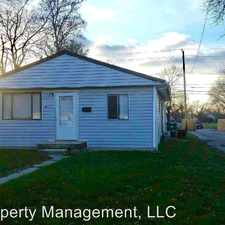 Rental info for 1804 Calvin St. in the Indianapolis area