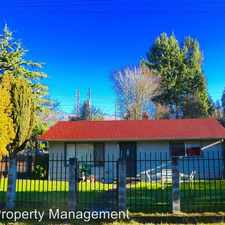 Rental info for 10300 51st Ave S. in the Rainier View area