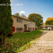 Rental info for 64 Southend Cres