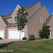 Rental info for 9214 Boehm dr in the Lenexa area