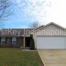 Rental info for 1821 Windy Hill Ln Indianapolis IN 46239 in the Indianapolis area