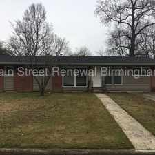 Rental info for 129 Briar Grove Drive in the Birmingham area