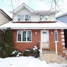 Rental info for 343 Runnymede Road in the Runnymede-Bloor West Village area