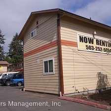 Rental info for 621 NE 162nd Units 1-22 in the Portland area
