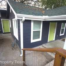 Rental info for E 12th in the Austin area