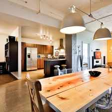 Rental info for Lofts Du Parc in the Outremont area