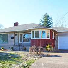 Rental info for 1037 NE 58th Ave in the Rose City Park area