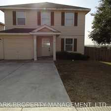Rental info for 7226 HORIZON STAR in the San Antonio area