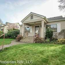 Rental info for 307 E 22nd Street in the Vancouver area