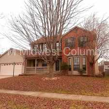 Rental info for Pickerington 4 BR in the Pickerington area